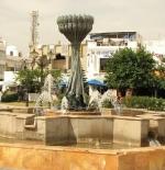 ساحة الشهداء في مدينة الحمامات