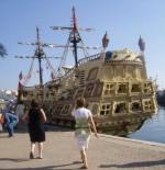 سوسة زوارق القراصنة