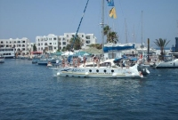 مرفأ ميناء شرم القنطاوي بسوسة