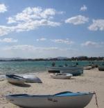 القوارب في تونس