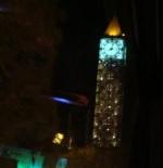 برج الساعة في تونس