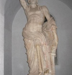 تمثال أبولو من بولا ريجيا