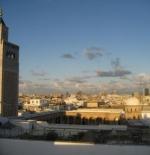 تونس على رأس من قصر الملك القديم