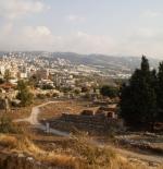 Lebanese coastline