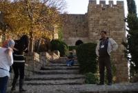 The citadel at Byblos