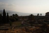 The necropolis at Byblos