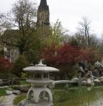 الحديقة اليابانية في إنترلاكن