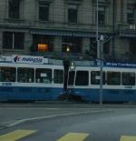 قطار زيورخ