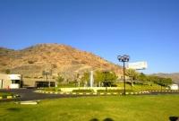 نافورة مستشفى الملك عبدالعزيز التخصصي