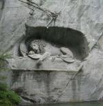 تمثال الاسد