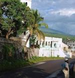 مسجد في موروني عاصمة جزر القمر