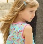 صورة لفتاة جميلة