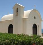الكنيسة على الشاطئ