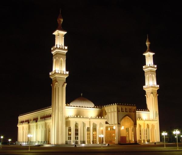 صورة مسجد حديث