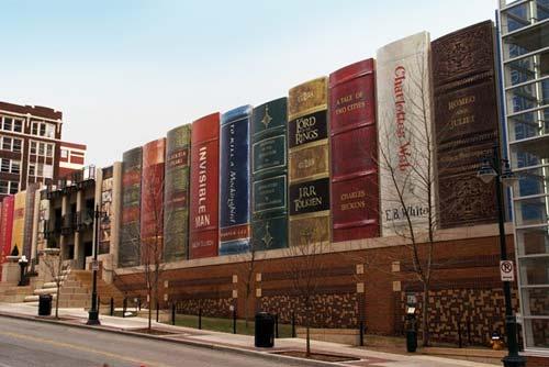 ¶«-.¸¸.-»©¶ نــــــادرهـ غـــريـــبـــه عــجــيــبه صــور Kansas-City-Public-Library-Missouri-United-States.jpg