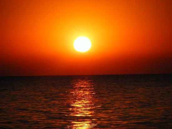 شروق شمس مدينة ايانابا صور مركزي