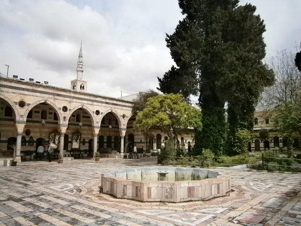 The Azem Palace, Damascus