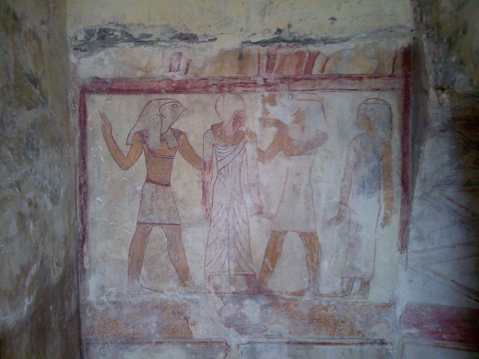 مقابر الأنفوشي الأثرية