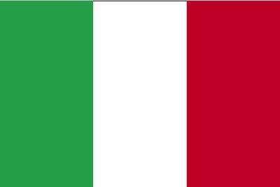 علم ايطاليا من قسم صور ايطاليا احد